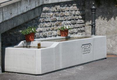 Spezialanfertigung Brunnen
